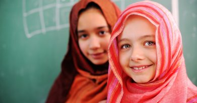 Hijab: Ofsted should be addressing schools not little girls
