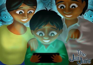 Sunita Shah – Children's Author – Jai Jais Series