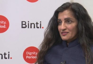 Inspirational Woman Interview: Manjit K Gill – Binti International