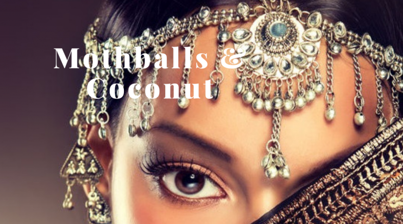 Mothballs & Coconut – An interview with the author